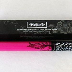Kat Von D Liquid Matte Lipstick Backstage Bambi